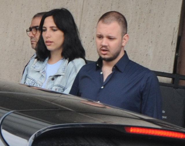 Zehra Çilingiroğlu sevgilisi Alaattin Kadayıfçıoğlu ile yemek yedi - Magazin haberleri