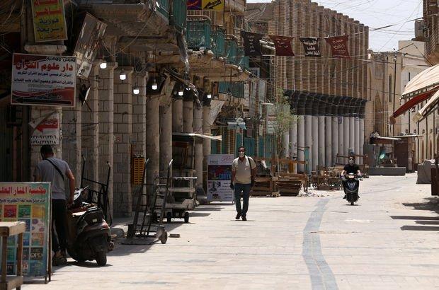 Irak'ta 3 ilde sokağa çıkma yasağı!