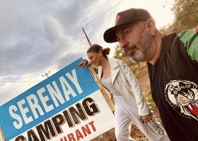 Serenay Sarıkaya'dan 'kilom yok' pozu - Magazin haberleri
