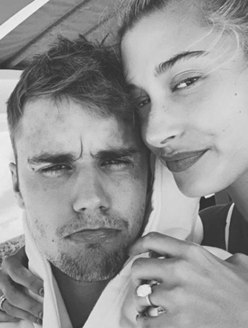 Hailey Baldwin Bieber ile Justin Bieber hastanede - Magazin haberleri