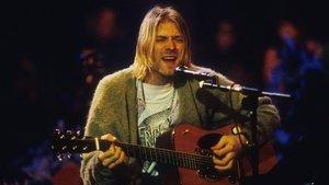 Kurt Cobain'in MTV Unplugged konserinde çaldığı gitar 6 milyon dolara satıldı
