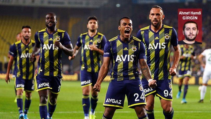 Fenerbahçe'de hücum çöktü, şampiyonluk gitti!