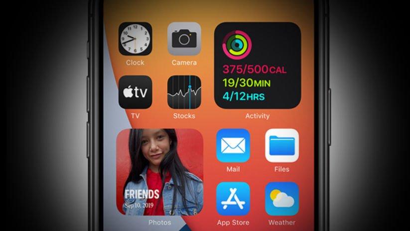 iPhone'lara iOS 14 ayarı!
