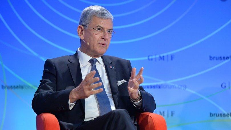 BM 75. Genel Kurul Başkanı seçilen Volkan Bozkır görevine başladı