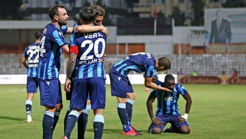 Adana Demirspor: 2 - Osmanlıspor: 1 MAÇ SONUCU