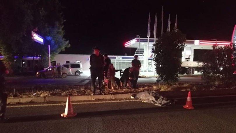 Aydın'da otomobilin çarptığı kadın öldü
