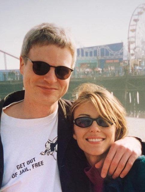 Elizabeth Hurley'den Steve Bing paylaşımı - Magazin haberleri