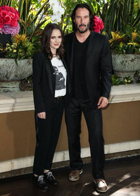 Winona Ryder: Keanu Reeves reddetti - Magazin haberleri