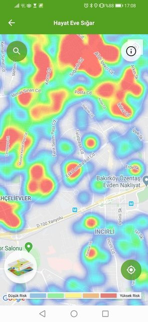 Koronavirüs haritası 23 Haziran 2020! İstanbul, Ankara, İzmir corona virüs haritası ilçe ilçe