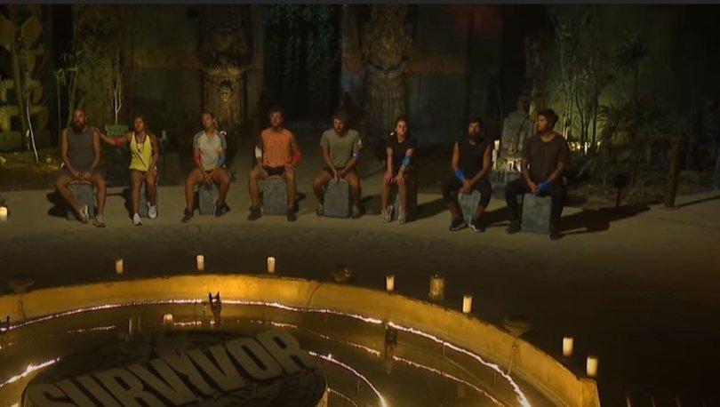 Dokunulmazlık oyununu kim kazandı? 22 Haziran Survivor eleme adayı kim oldu? Survivor Acun Ilıcalı açıkladı