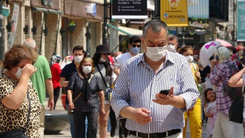 Maske takma zorunlu olan iller