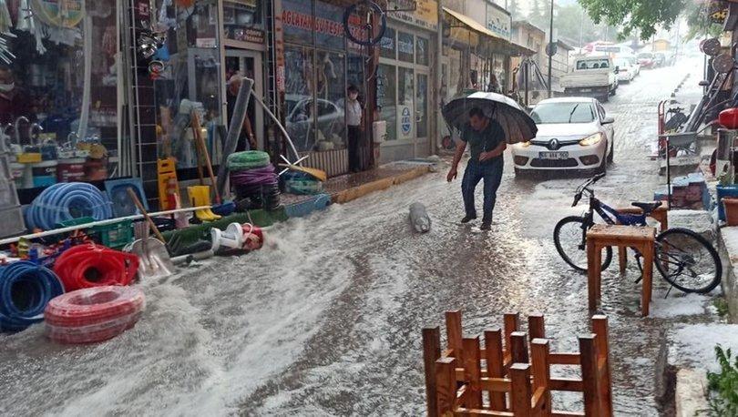 Son dakika haberi! Çatalaca'da hortum: İstanbul'da inanılmaz görüntüler...