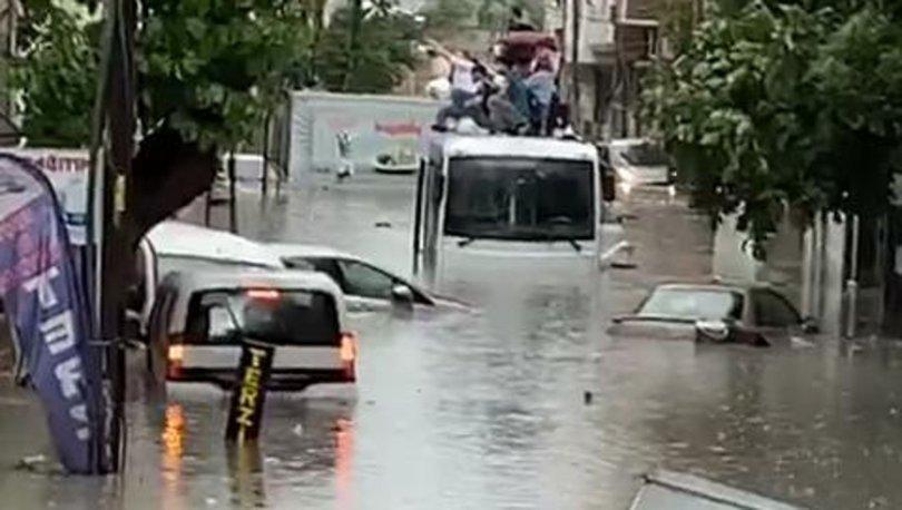 SON DAKİKA HABERİ! Esenyurt'taki sel faciasında bir kişi hayatını kaybetti