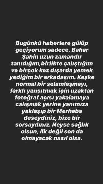 Mehmet Ozan Dolunay'dan Bahar Şahin açıklaması - Magazin haberleri