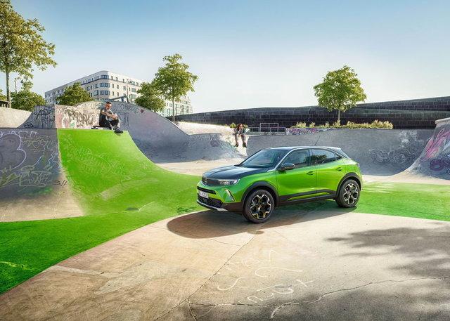Opel Mokka'nın ikinci nesli ortaya çıktı - haberler