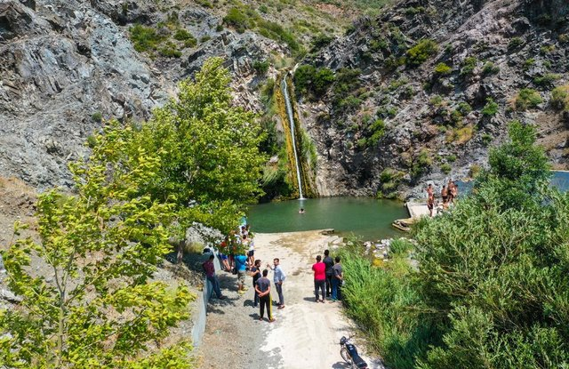 Doğu Akdeniz'in gizli cenneti: Şellak Şelalesi