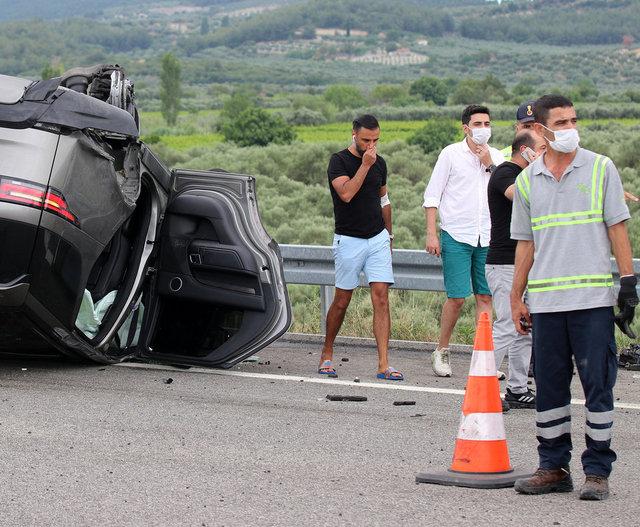 Alişan kaza yaptı! - Magazin haberleri