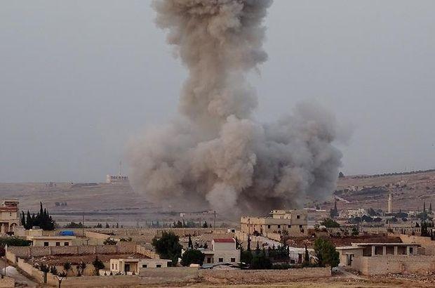 İsrail'in Suriye'ye hava saldırısı düzenlediği iddiası