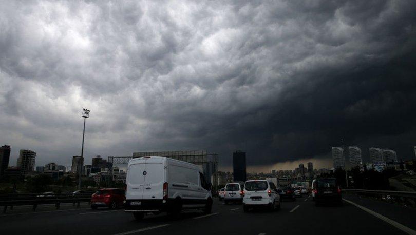 DİKKAT! Meteoroloji'den son dakika açıklaması! Tehlike bugün de sürüyor! 9 il için sel uyarısı - Haberler