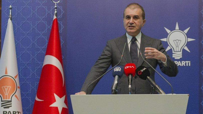 Son dakika haberler... AK Parti Sözcüsü Çelik'ten İsrail'e sert tepki