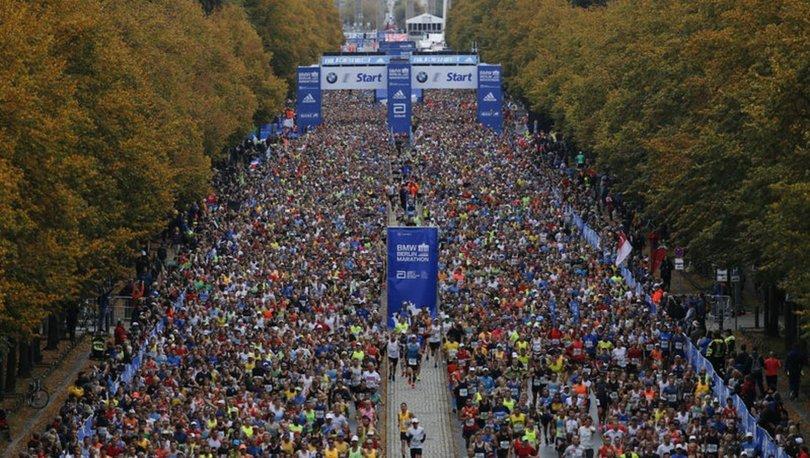Berlin Maratonu koronavirüs salgını nedeniyle iptal edildi