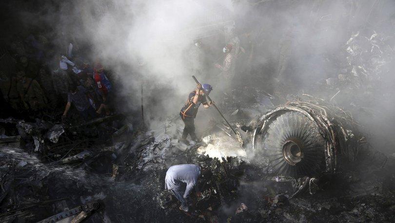 Pakistan'da geçen ayki uçak kazasının nedeni