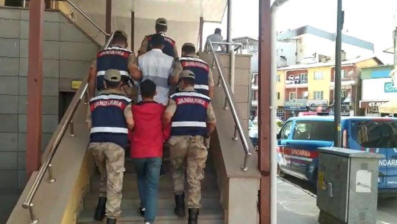 Sahte savcılar jandarmaya takıldı-haberler