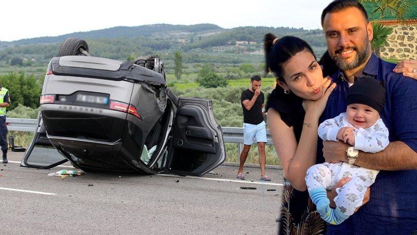 Alişan kaza yaptı! Şarkıcı Alişan ve ailesi ölümden döndü! - Magazin haberleri