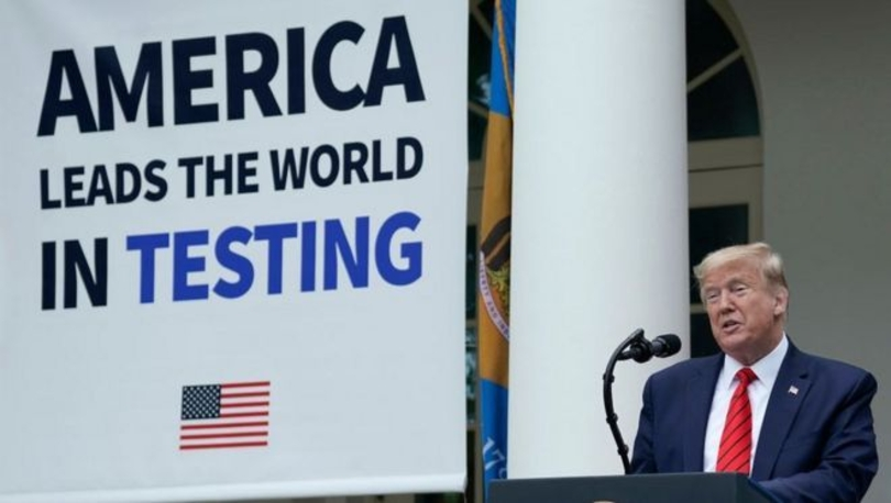 Koronavirüs: Beyaz Saray Sağlık Danışmanı Fauci, 'ABD'de vaka sayısındaki artış kaygı verici
