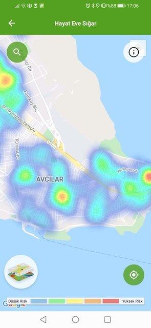 Koronavirüs haritası İstanbul! 25 Haziran 2020 İstanbul, Ankara, İzmir koronavirüs haritası ilçe ilçe