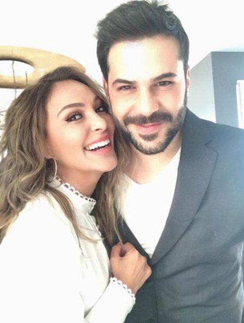 Ziynet Sali'den karavan selfie'si - Magazin haberleri