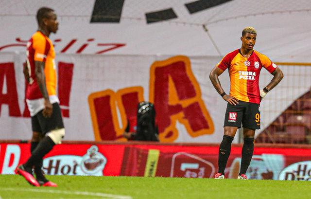 Galatasaray'da sezon sonu yaşanacak ayrılıklar