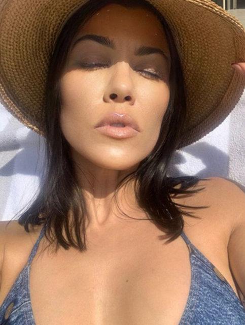 Kourtney Kardashian takipçilerine öğüt verdi - Magazin haberleri
