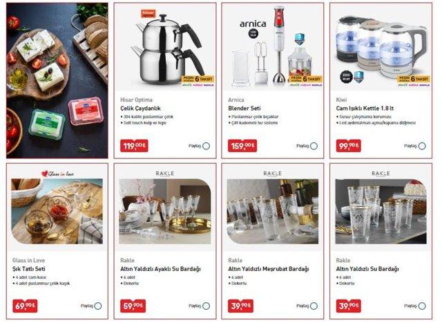BİM aktüel ürünler kataloğu 26 Haziran 2020 Cuma! Bu haftaki BİM katalog ürünleri