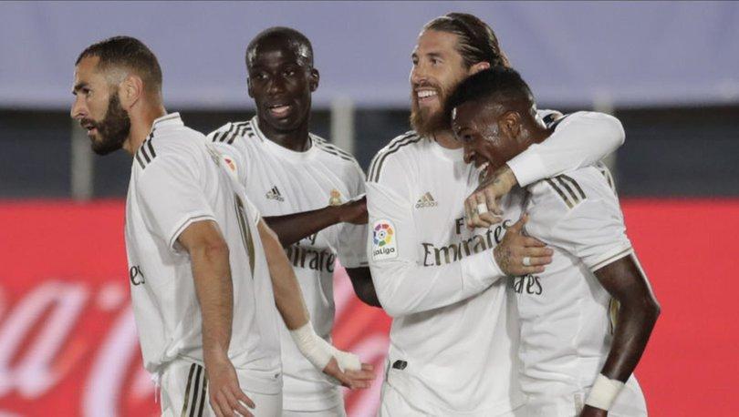 Real Madrid: 2 - Mallorca: 0 MAÇ SONUCU