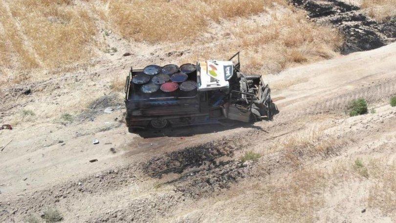 Son dakika haber! Barış Pınarı bölgesinde bomba yüklü araç vuruldu! - Haberler