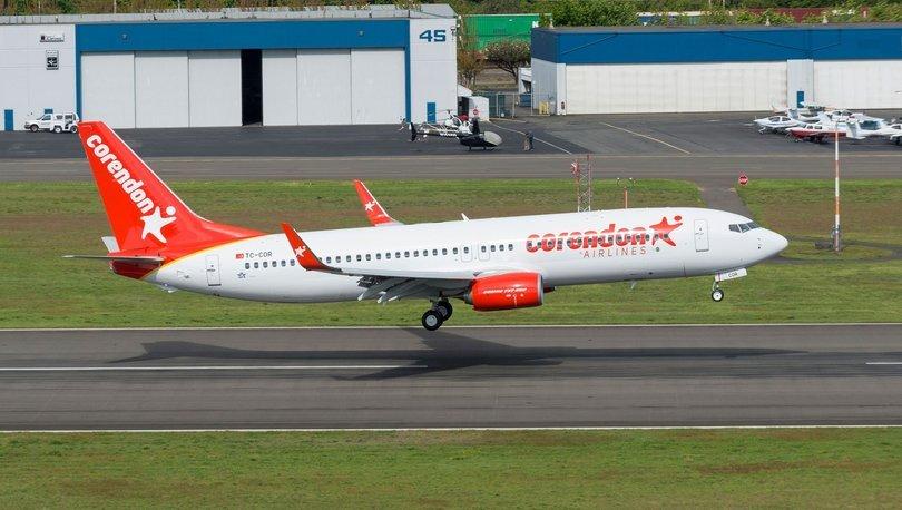 Corendon Airlines Brüksel'den Eskişehir'e direkt uçacak