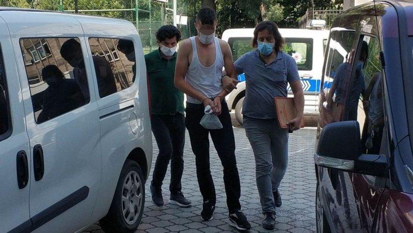 'Maske takın' uyarısı yapan polise bıçakla saldırdı
