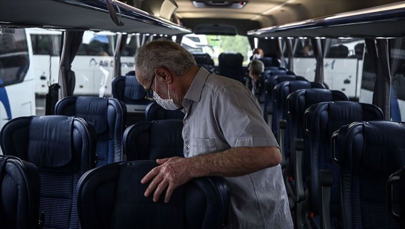65 yaş üstüne seyahat izni çıktı