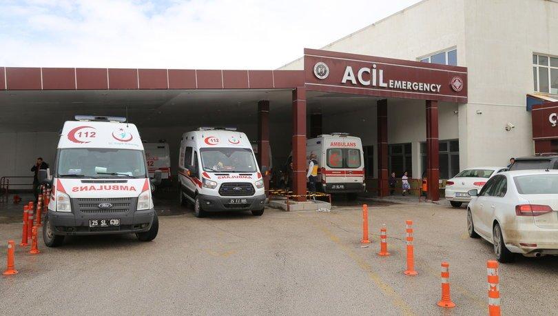 Son dakika haberler... Erzurum'da 2 otomobil çarpıştı: 2 ölü, 3 yaralı!