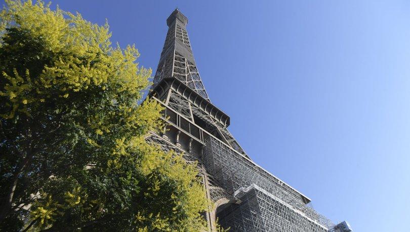 Eyfel Kulesi, 3 aylık aranın ardından yeniden açıldı - Haberler