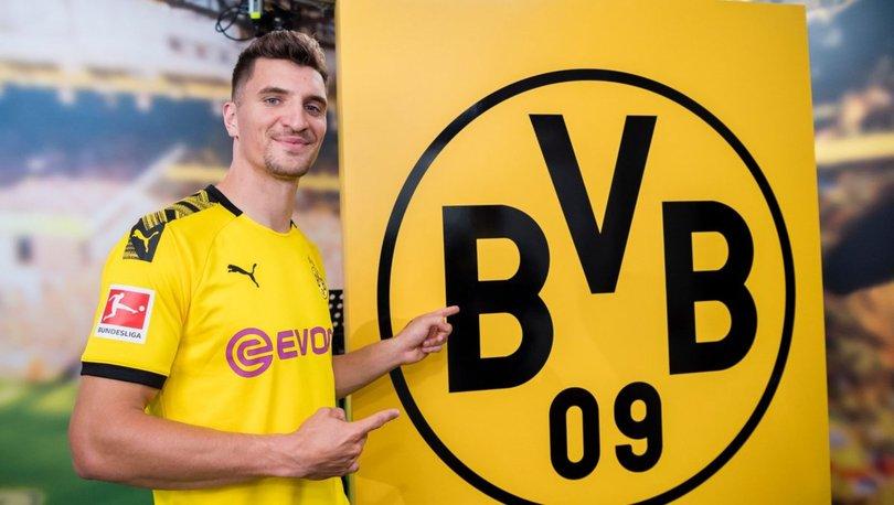Dortmund Meunier'le imzaladı