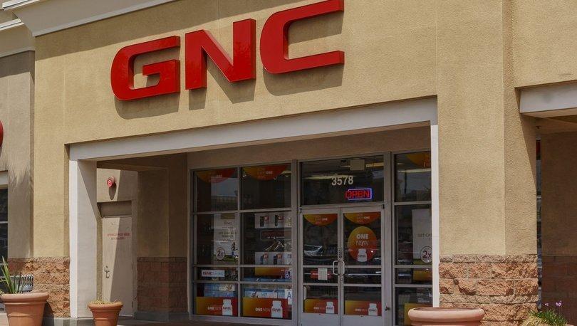 GNC iflas koruma başvurusunda bulundu