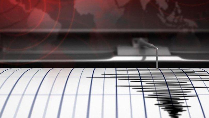 Son dakika haberi Van'da 5.4 büyüklüğünde deprem