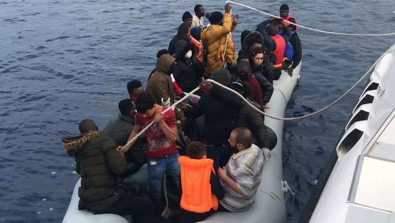 Son dakika haberler... Yunanistan'ın ölüme terk ettiği 62 göçmen kurtarıldı