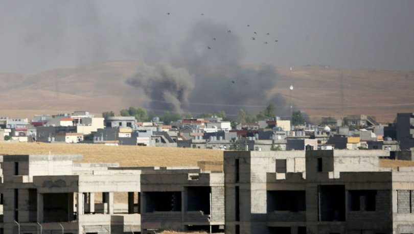 Irak'ta Peşmerge'ye ait mühimmat deposunda patlama