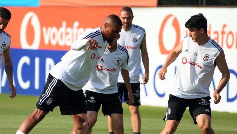 Beşiktaş, Konyaspor maçının hazırlıklarını tamamladı