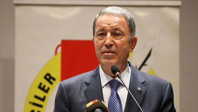 Bakan Akar: Mehmetçik yapılması gereken neyse yaptı, yapmaya devam ediyor