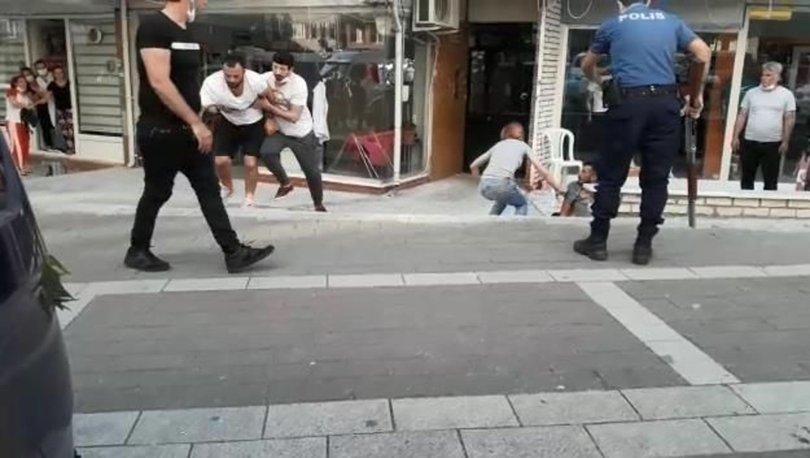 Bursa'da kavgayı ayıran polis memuru pompalı tüfekle vuruldu