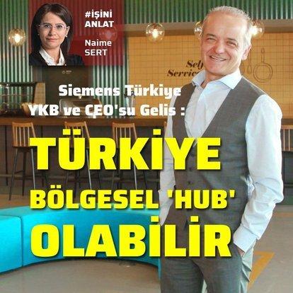 'Türkiye bölgesel hub olabilir'